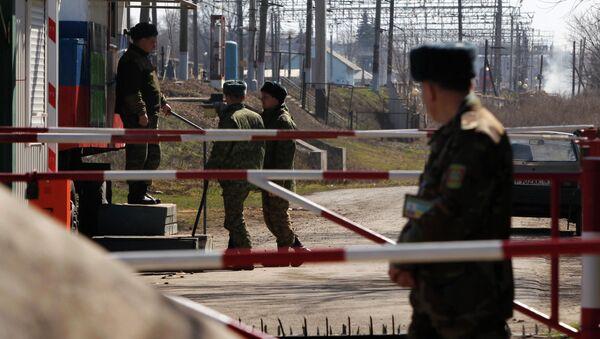 Western information about Russian troops near Ukrainian border is false, Defense Ministry said - Sputnik International