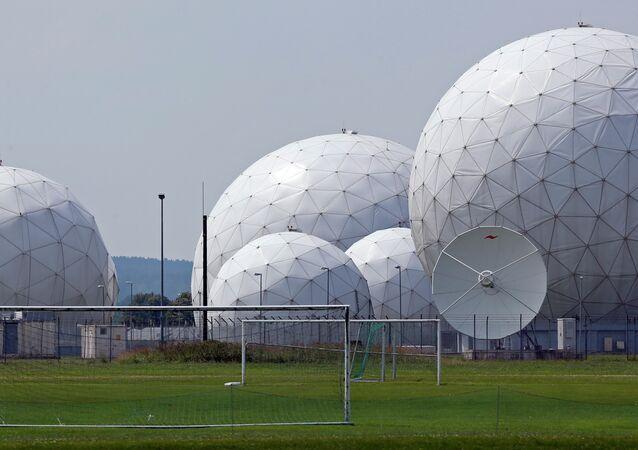 BND monitoring base in Bad Aibling, near Munich, Germany