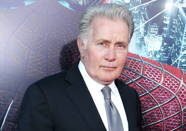 Martin Sheen at Columbia Pictures Premiere of 'The Amazing Spider-Man' at Regency Village Theatre