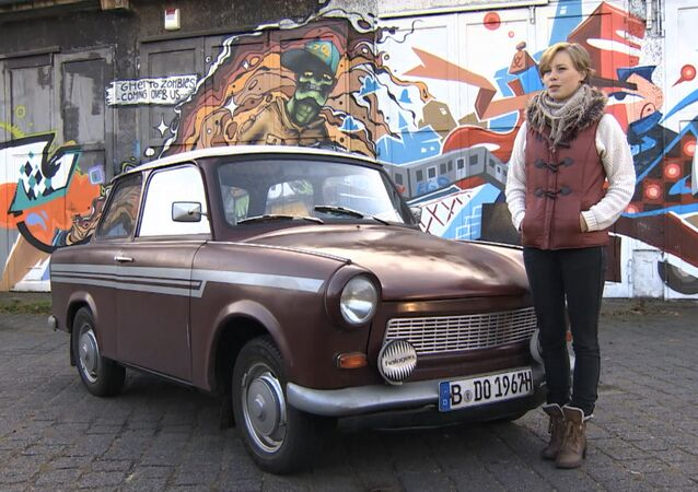 Nostalgia of GDR: Trabant and Other Symbols of the Past in Berlin