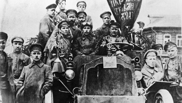 On Friday Russia marks the 97th anniversary of the 1917 Bolshevik Revolution that started the Soviet era - Sputnik International