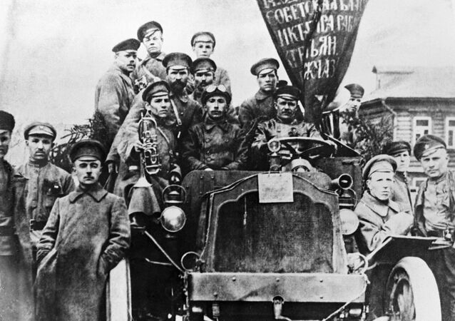 On Friday Russia marks the 97th anniversary of the 1917 Bolshevik Revolution that started the Soviet era