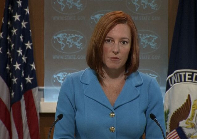 US State Department spokesperson Jen Psaki stated that the US will not recognize the results of the the November 2 regional elections in the self-proclaimed Donetsk and Luhansk People's Republics and urge all nations to similarly reject the illegal effort and instead support the legal December 7 local elections.