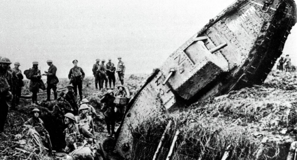 Technical And Social Achievements of WWI