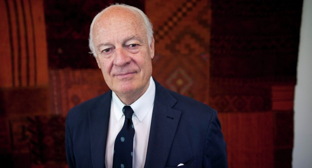 UN Special Envoy for Syria Staffan de Mistura's had a meeting with Syrian President Bashar al-Assad, which has resulted in constructive discussions.