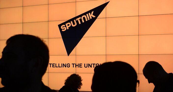Presentation of the major international news brand, Sputnik
