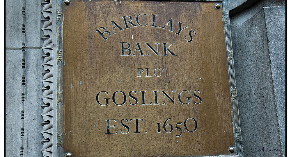Goslings Established 1650  Barclays Bank, 19 Fleet Street, London