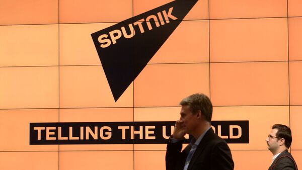 Sputnik Multimedia Group launched its Turkish website tr.sputniknews.com and online radio service - Sputnik International