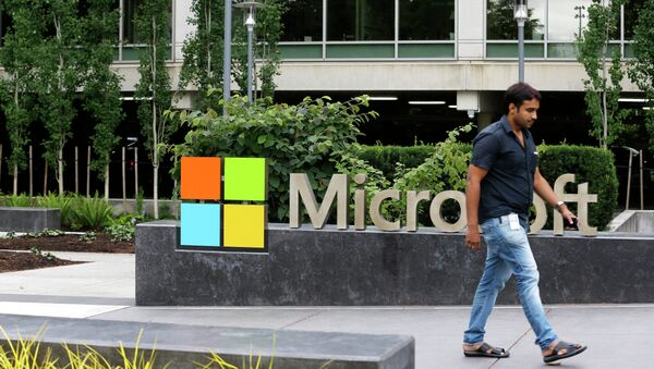 """Betanews.com reports that a post appeared on the Microsoft blog Tuesday, with the URL """"Microsoft Acquires Acompli."""" - Sputnik International"""