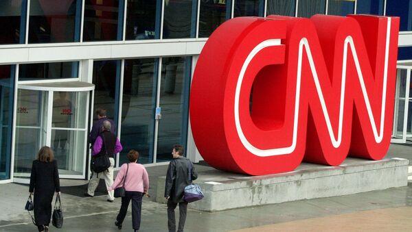 Здание телеканала CNN - Sputnik International