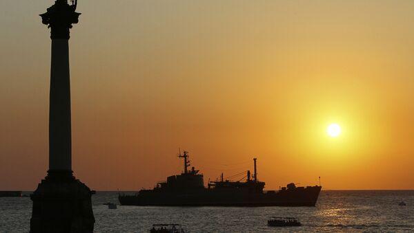 Russian Defense Ministry to discuss security in Crimea - Sputnik International