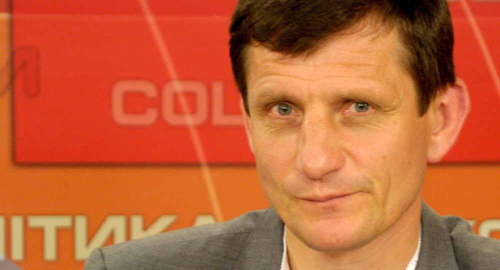 Oleksandr Sych, Ukrainian politician, member of the Ukrainian Verkhovna Rada