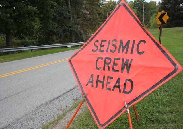 Seismic survey