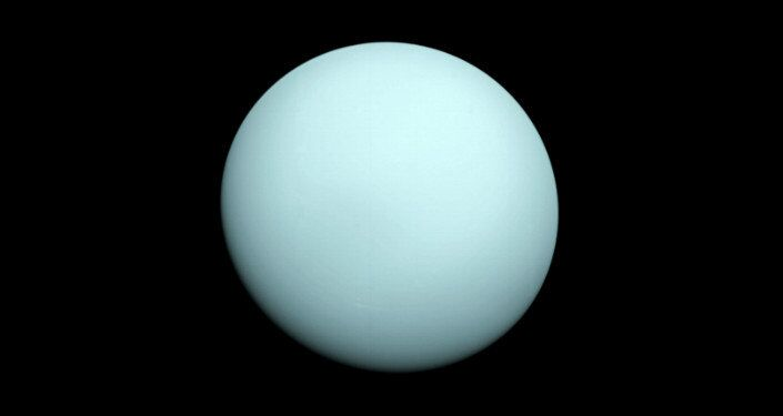 Old gas blob from Uranus found in vintage Voyager 2 data