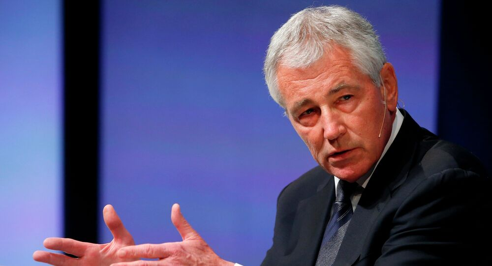 U.S. Secretary of Defense Chuck Hagel said that US Department of Defense is solving an issue of sexual assaults in the US military.