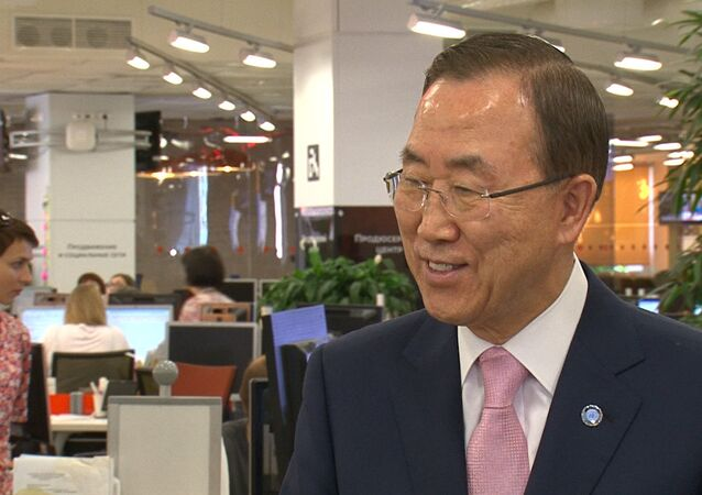Conference on Syria to be held in beginning of June – UN Secretary General Ban Ki-moon