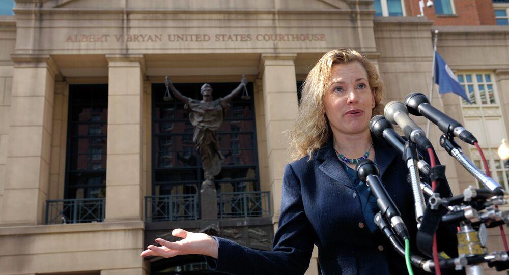 Attorney Jesselyn Radack
