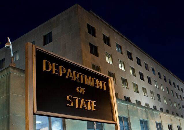 The United States is disturbed by reports of Azerbaijani prosecutors raiding the offices of RFE/RL, US State Department said