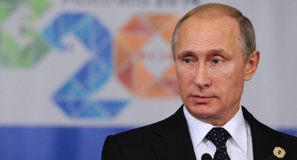 В.Путин принимает участие в саммите Группы двадцати. День второй