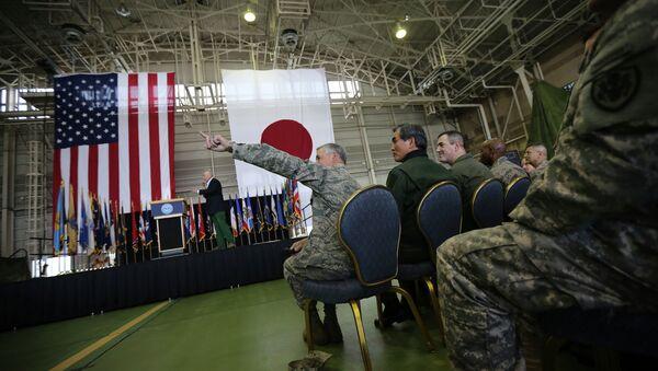 US military personnel / Japan - Sputnik International