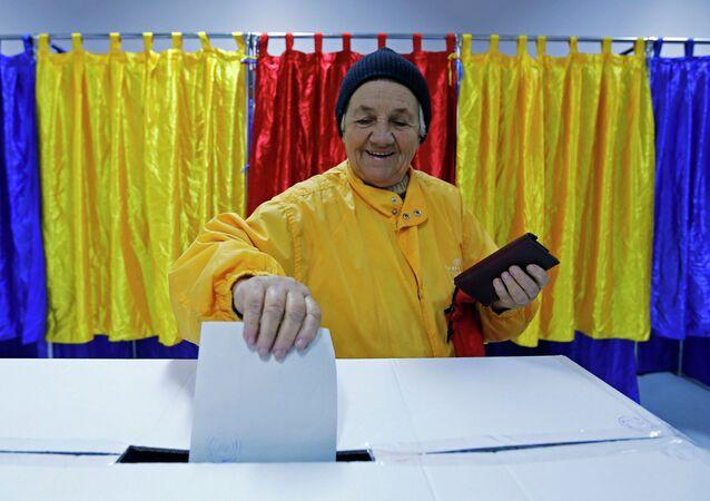 Romanian elections