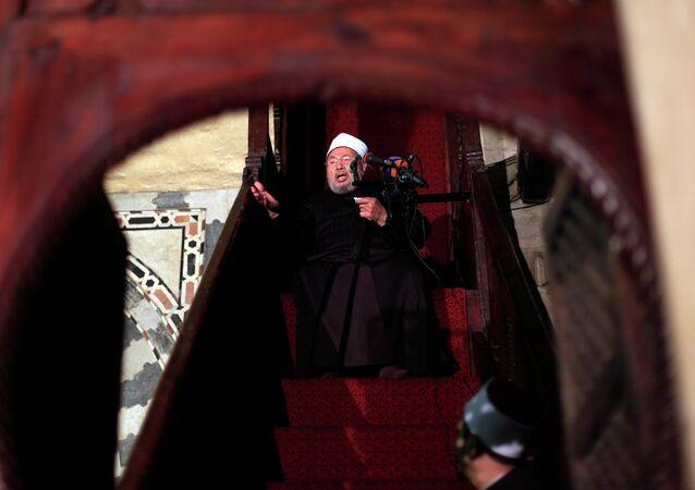 Shiekh Youssef al-Qaradawi