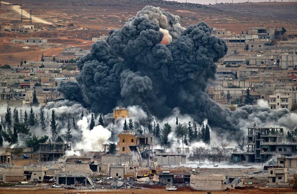 Syrian city of Kobani
