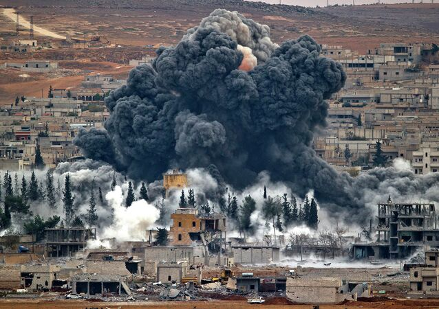 Syrian city of Kobani