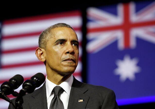 The Ebola virus has not yet disappeared, US President Barack Obama said