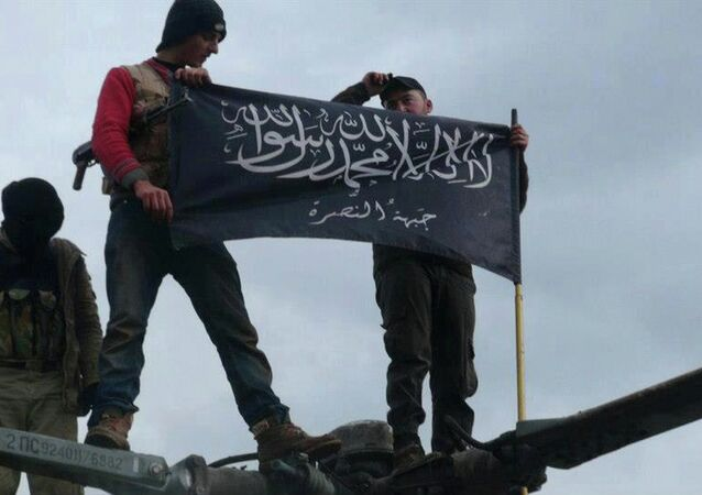 Islamic State group and al-Qaida