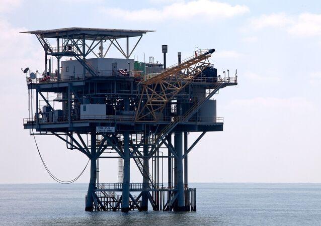 Gulf Of Mexico, Louisiana, USA