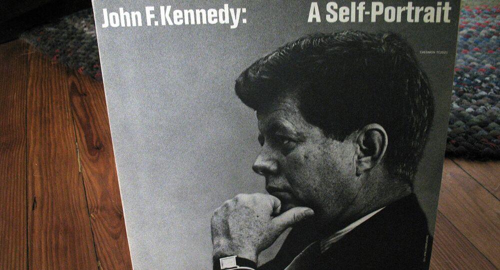 john f. kennedy: a self-portrait
