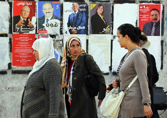 Tunisians head to polls to vote in the first presidential election since Zine El Abidine Ben Ali was removed from power in 2011, sparking the Arab Spring uprisings across the region