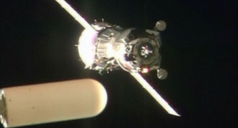 The Soyuz Spacecraft. File