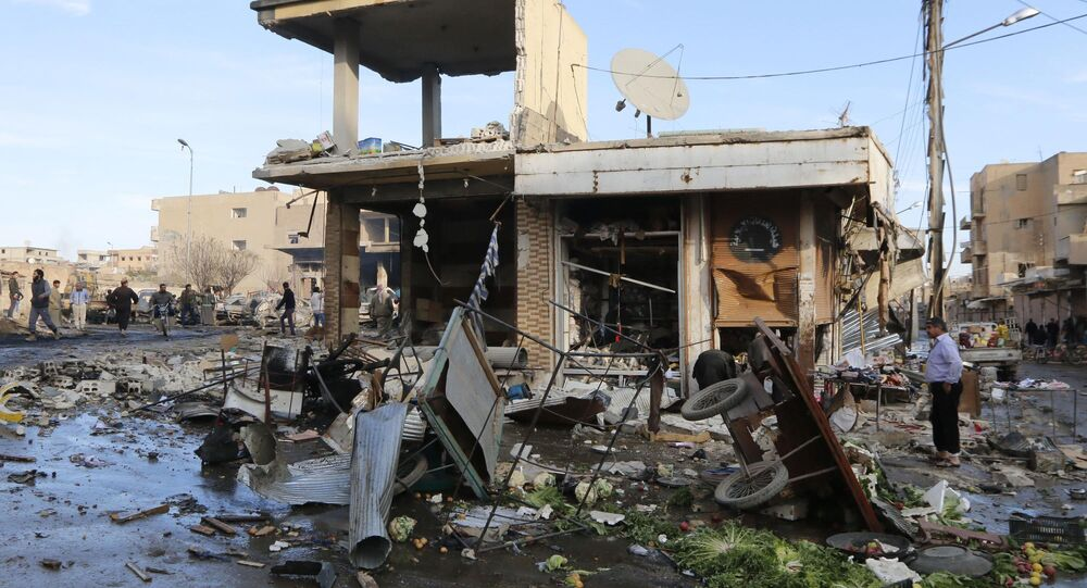 Airstrikes by forces loyal to Syria's President Bashar al-Assad