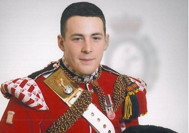 Ministry of Defence undated handout photo of Drummer Lee Rigby, 25, from the 2nd Battalion, Royal Regiment of Fusiliers who was named today as the soldier killed in Woolwich, London yesterday during a brutal attack