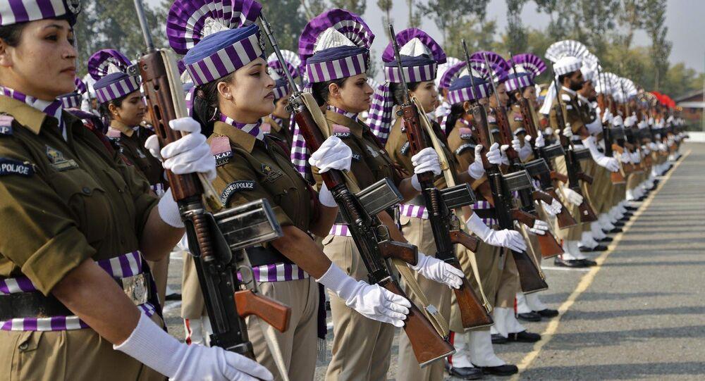 Jammu and Kashmir policewomen