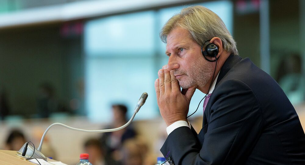 European Union Commissioner designate for Neighbourhood Policy and Enlargement Negotiations Johannes Hahn