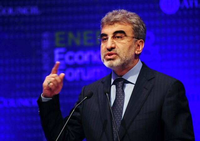 Turkey is waiting for more detailed coordinates on the Turkish Stream gas pipeline from the Russian side and will start construction once the information is received, Turkish Minister of Energy and Natural Resources Taner Yildiz told Sputnik.