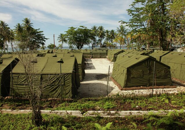 Manus Island regional processing facility