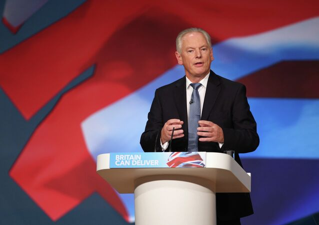 Francis Maude, Minister for the Cabinet Office and Paymaster General