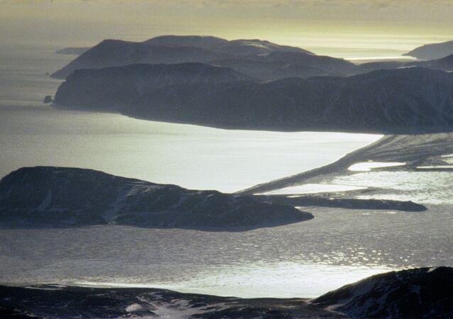 Chukotka, northeastern Russia.