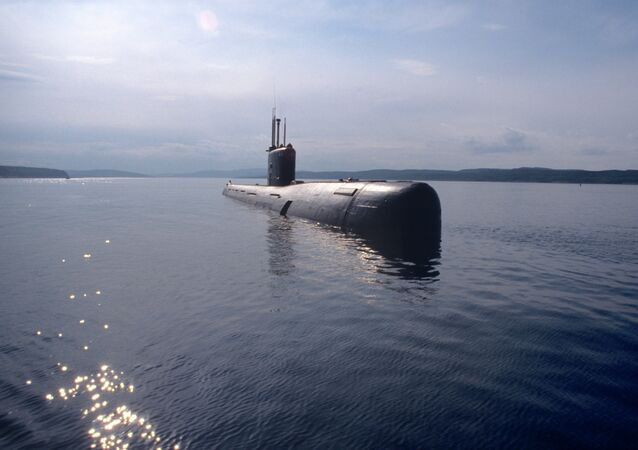 New Stealth Submarine to Join Russian Navy by End of Year: Defense Ministry