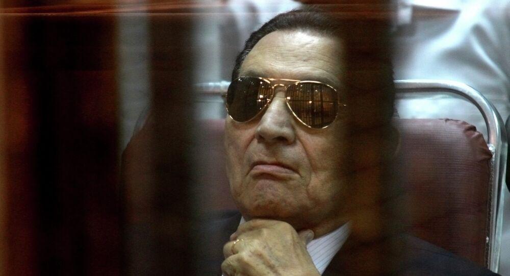 Former Egyptian president, Hosni Mubarak dies in Cairo