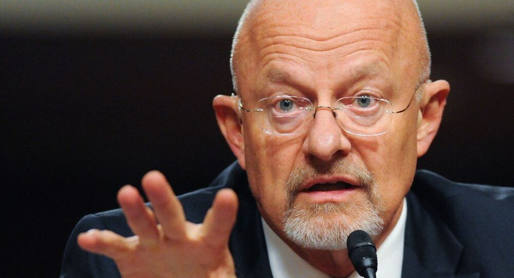 US Director of National Intelligence James Clapper