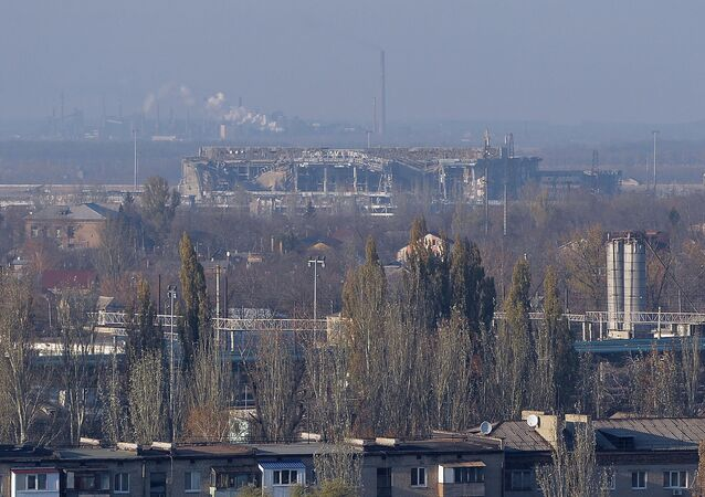 Donetsk ahead of early election of head and People's Council deputies of DPR