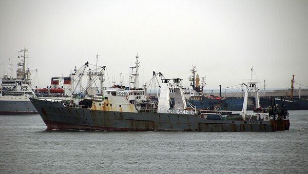 Oryong 501 - Sputnik International