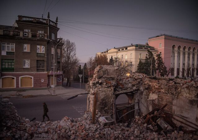 View on Luhansk