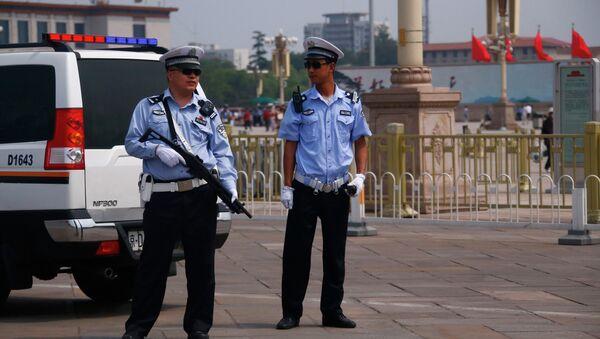 China police - Sputnik International