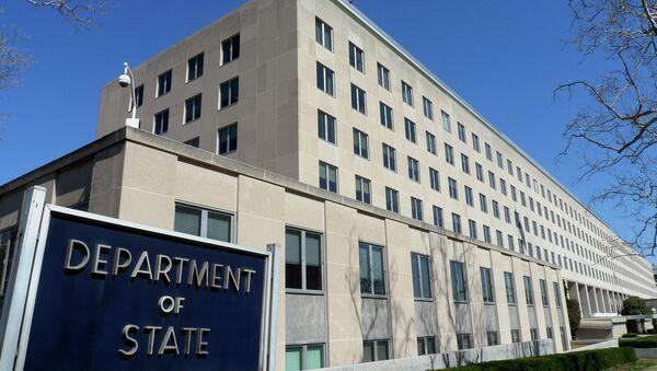 US State Department building - Sputnik International
